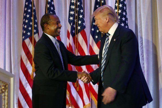 Sorpresa: Trump incorpora a un negro en su gabinete