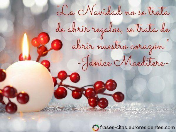 Frases Para Felecitar La Navidad.Frases De Navidad Cortas
