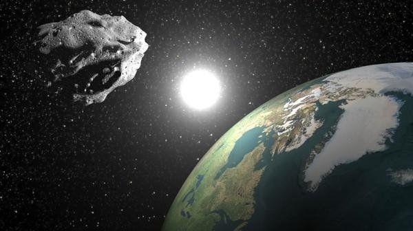 Nadie lo previó: un asteroide equivalente a 35 bombas nucleares pasó peligrosamente cerca de la Tierra
