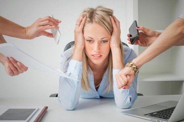 El estrés es un factor de riesgo