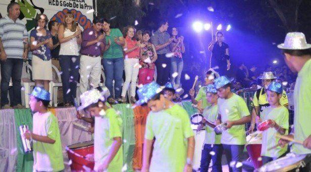 Más de 50.000 personas participan de los corsos de Aguilares