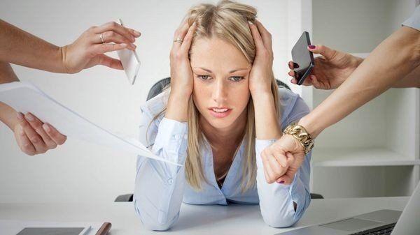 Los 10 trabajos más estresantes
