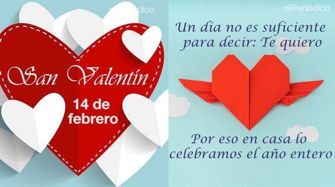 30 Frases E Imágenes De Amor Para El Día De San Valentín Y