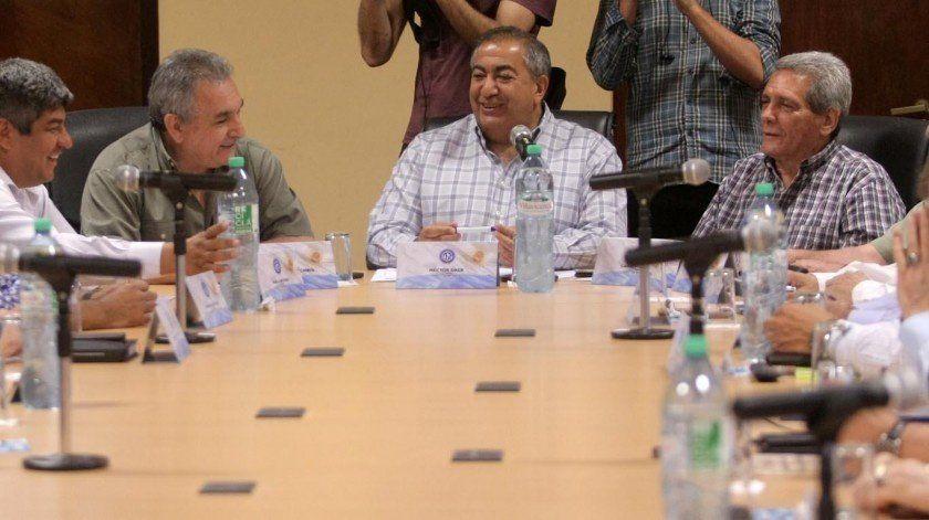 El PJ recibirá a la CGT en medio de la tensión con el Gobierno por las paritarias