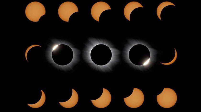 Dónde, cuándo y cómo ver el histórico eclipse solar que se viene