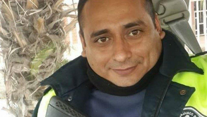 Murió el policía que se resistió a que le robaran la moto