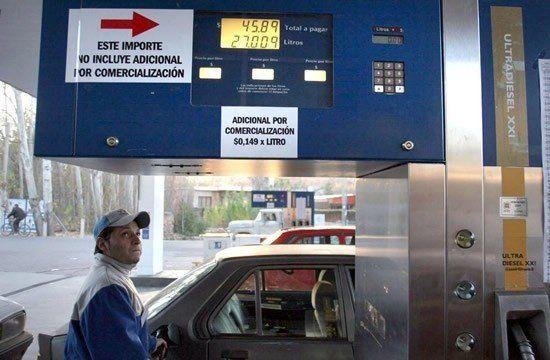 Trasladarían costos de estaciones de servicio al precio de las naftas