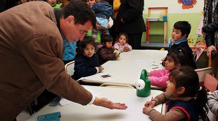 Inauguraron un Centro de Desarrollo Infantil en Los Nogales