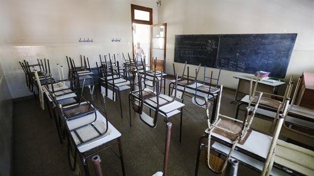 Paro docente: por segundo día, no hay clases en casi todo el país