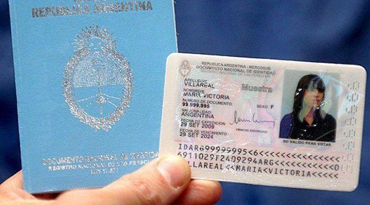 Desde el 1 de abril solo tendrá validez el DNI tarjeta