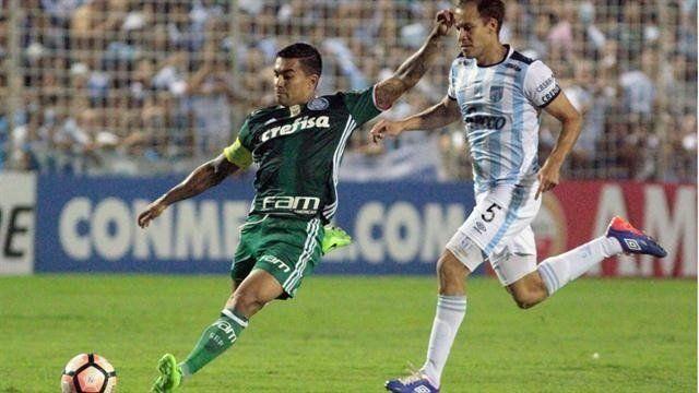 Atlético Tucumán igualó con Palmeiras