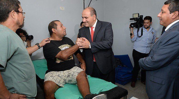 Mejoran los servicios sanitarios en Banda del Río Salí
