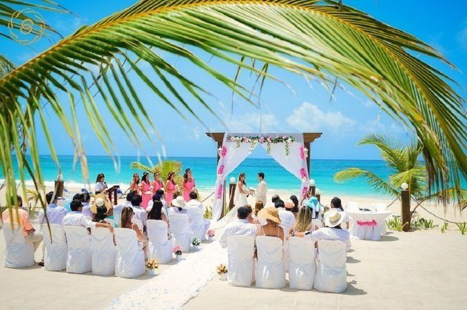 Fiestas de casamiento en el Caribe, un fenómeno a bajo costo que crece