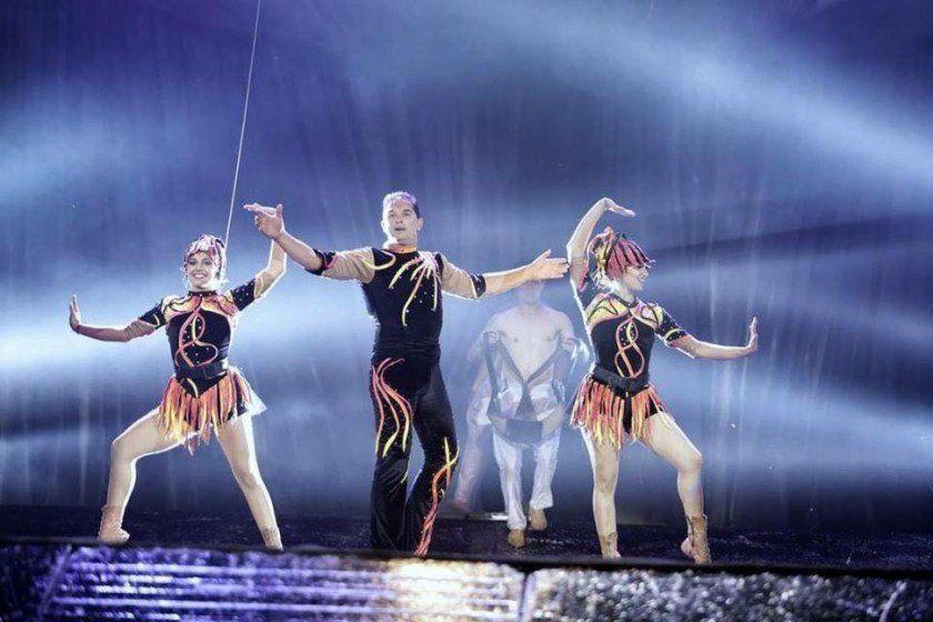El Circo Servian se despide este fin de semana