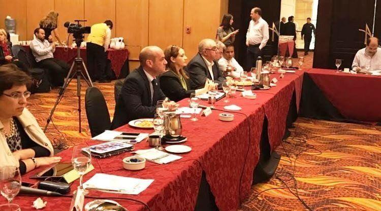 Lichtmajer participó del Consejo Federal de Educación en Salta