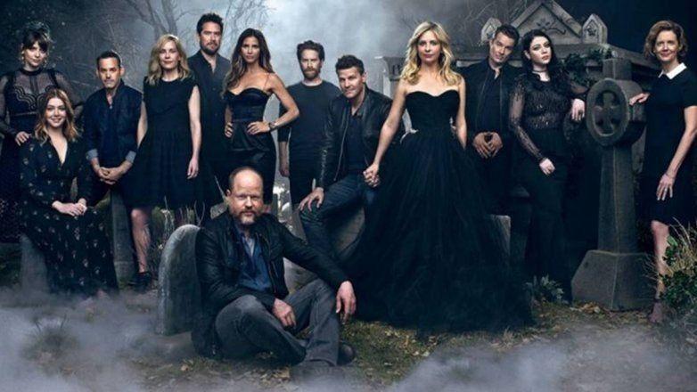 El Elenco de Buffy, la cazavampiros se reúne 20 años después