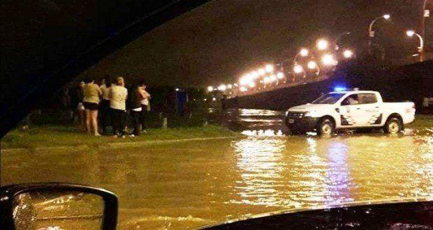 La situación en Termas de Río Hondo está controlada