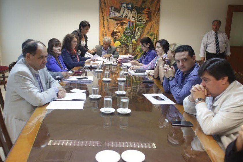 La comisión de Juicio Político archivó un pedido contra el doctor Stoyanoff