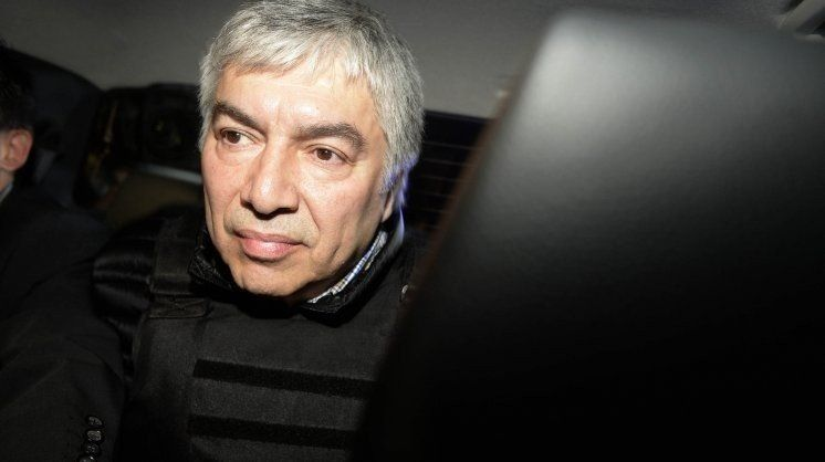 Báez volverá a la cárcel: no tiene ninguna enfermedad coronaria