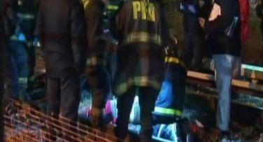 Tragedia en Vicente López: dos hinchas de River murieron al caer de un tren