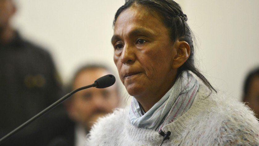 Milagro Sala, sobre la represión a estudiantes en Jujuy: No hay democracia