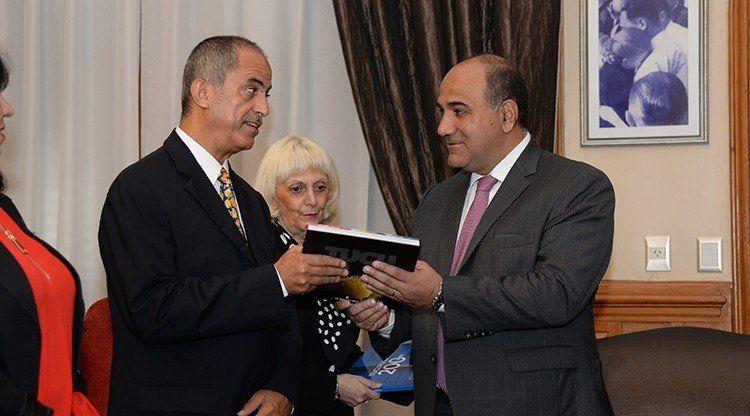 La Provincia afianza vínculos comerciales con los Emiratos Árabes