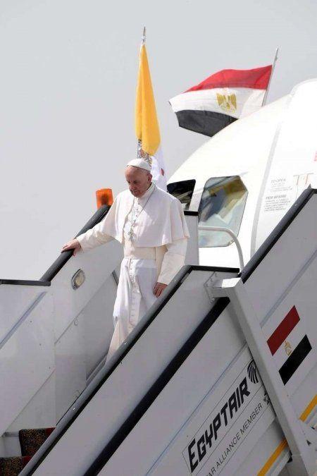 El Papa Francisco en Egipto: El futuro de todos depende del encuentro entre religiones