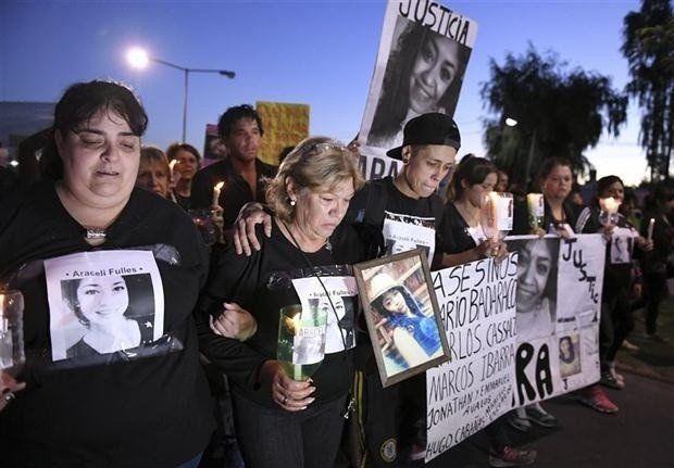 Multitudinaria marcha en San Martín para pedir justicia por Araceli