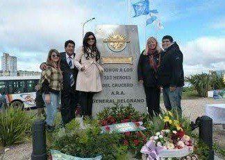 Un tucumano contó cómo vivió hace 35 años el hundimiento del crucero General Belgrano