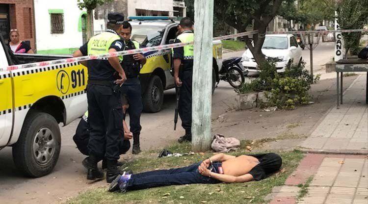 Luego de un robo, la Policía atrapó a un conocido delincuente