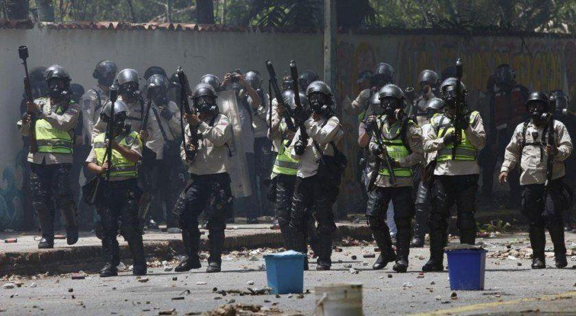 Ya son 36 los muertos en las protestas en Venezuela