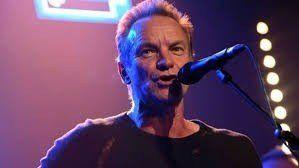 Todo listo para el recital de Sting en Argentina