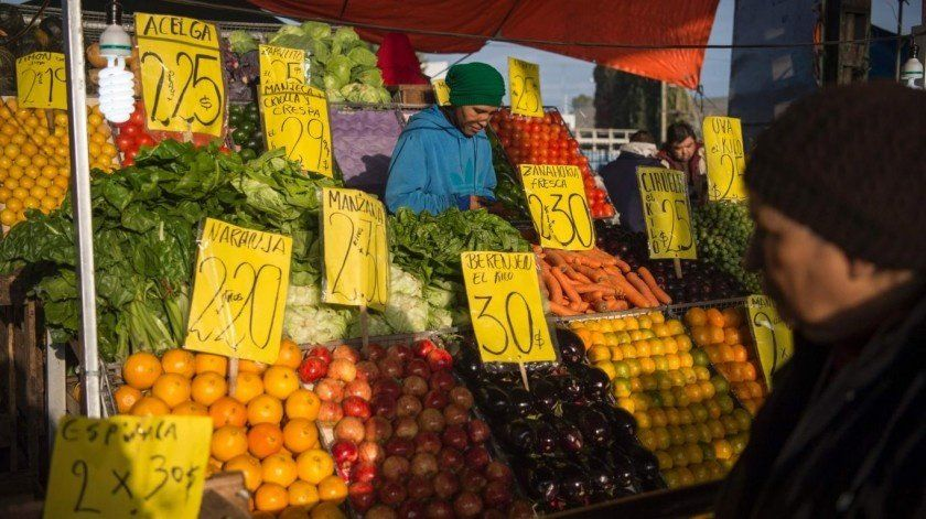 Inflación Congreso: la suba de precios en abril fue del 2,1 por ciento