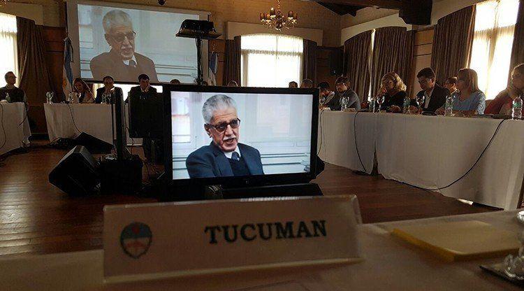 Tucumán, en la reunión del Consejo Federal de Educación