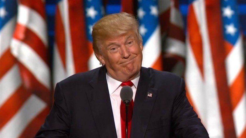 Trump defendió en Twitter su postura de echar al director del FBI
