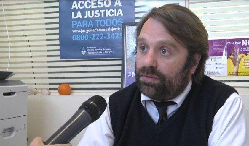 El abogado Carlos Garmendia pedirá custodia