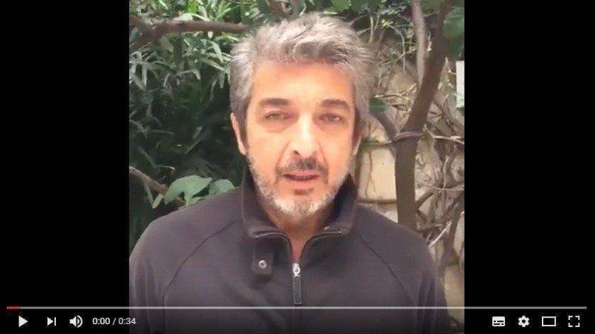 Ricardo Darín se sumó a la búsqueda de Daiana Garnica