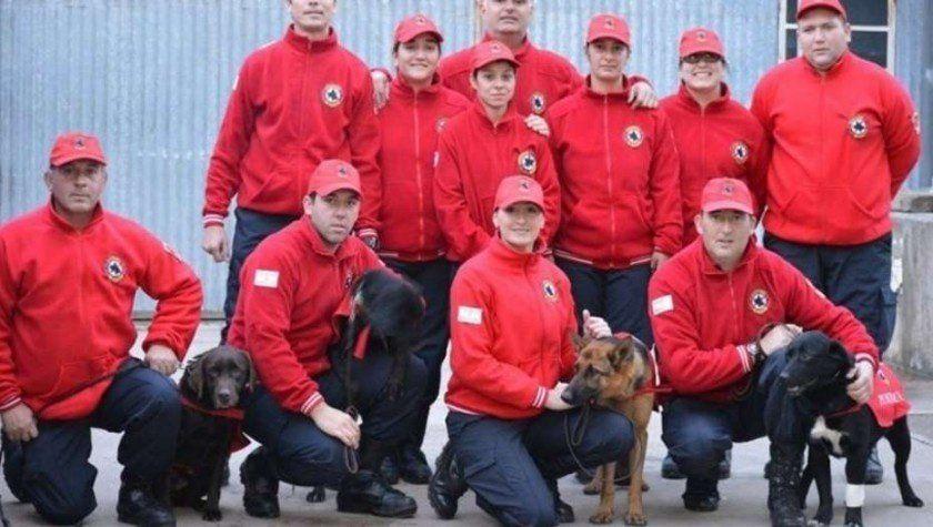 Traen a Tucumán a los perros que hallaron el cuerpo de Araceli Fulles para buscar a Daiana