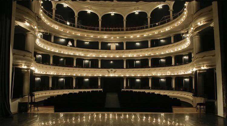 El teatro San Martín, una joya de la belle époque