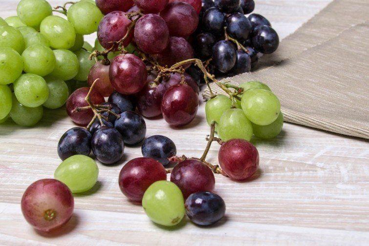 La uva: una fruta pequeña pero poderosa