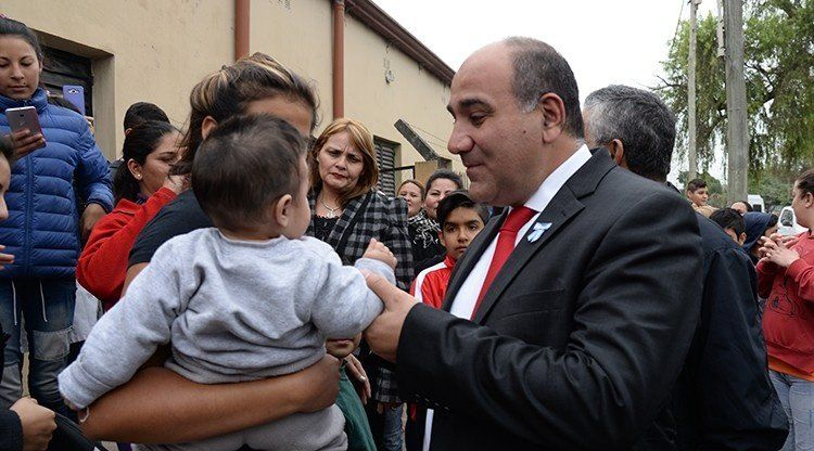 Manzur volvió a pedir a la oposición más obras para Tucumán y menos crítica