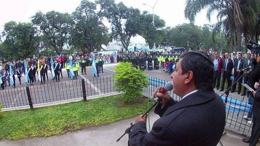 Festejos y obras en Banda del Río Salí