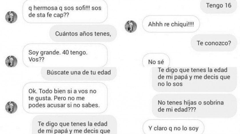 Separan a un cura de Santa Fe denunciado por acoso virtual a una chica de 16 años
