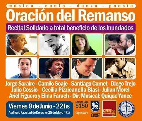 Recital solidario por La Madrid