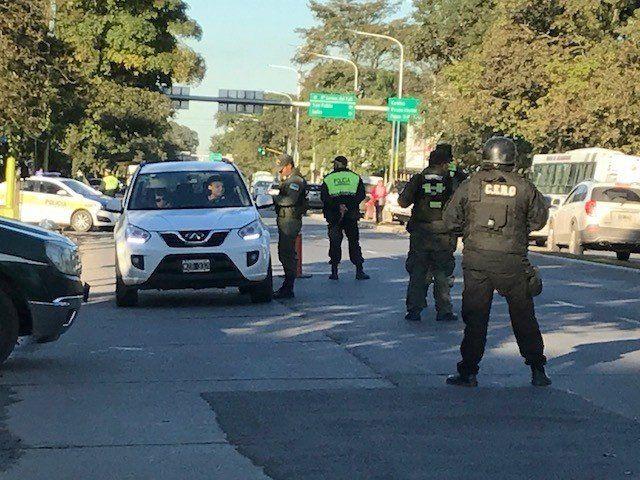 Secuestran más de 100 vehículos en operativos en Capital y Yerba Buena
