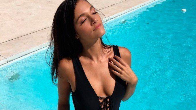 Recién separada, Oriana Sabatini compartió una producción de fotos sexy