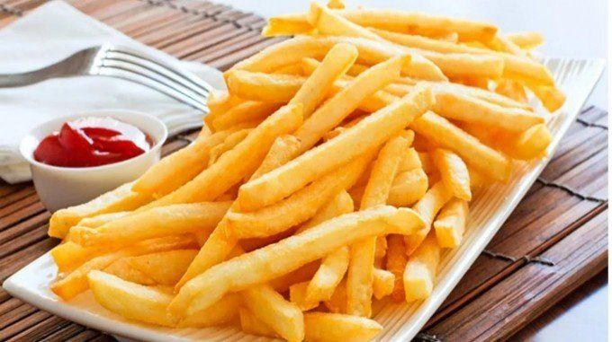 Cuáles son los riesgos de comer papas fritas dos veces por semana