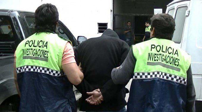 Capturan a un delincuente que estaba prófugo de la Justicia