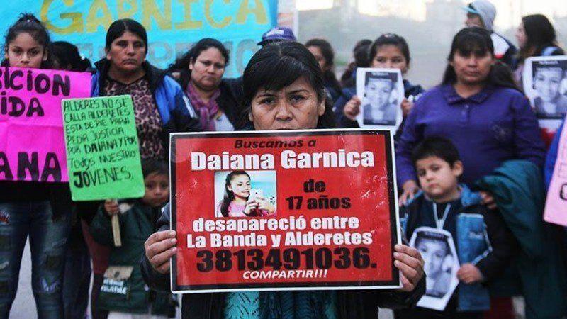 Aumentan la recompensa por información de Daiana Garnica
