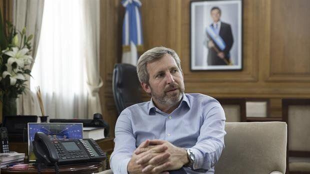 Frigerio: Cristina recibió menos votos que Aníbal Fernández, eso provocó este nerviosismo del kirchnerismo